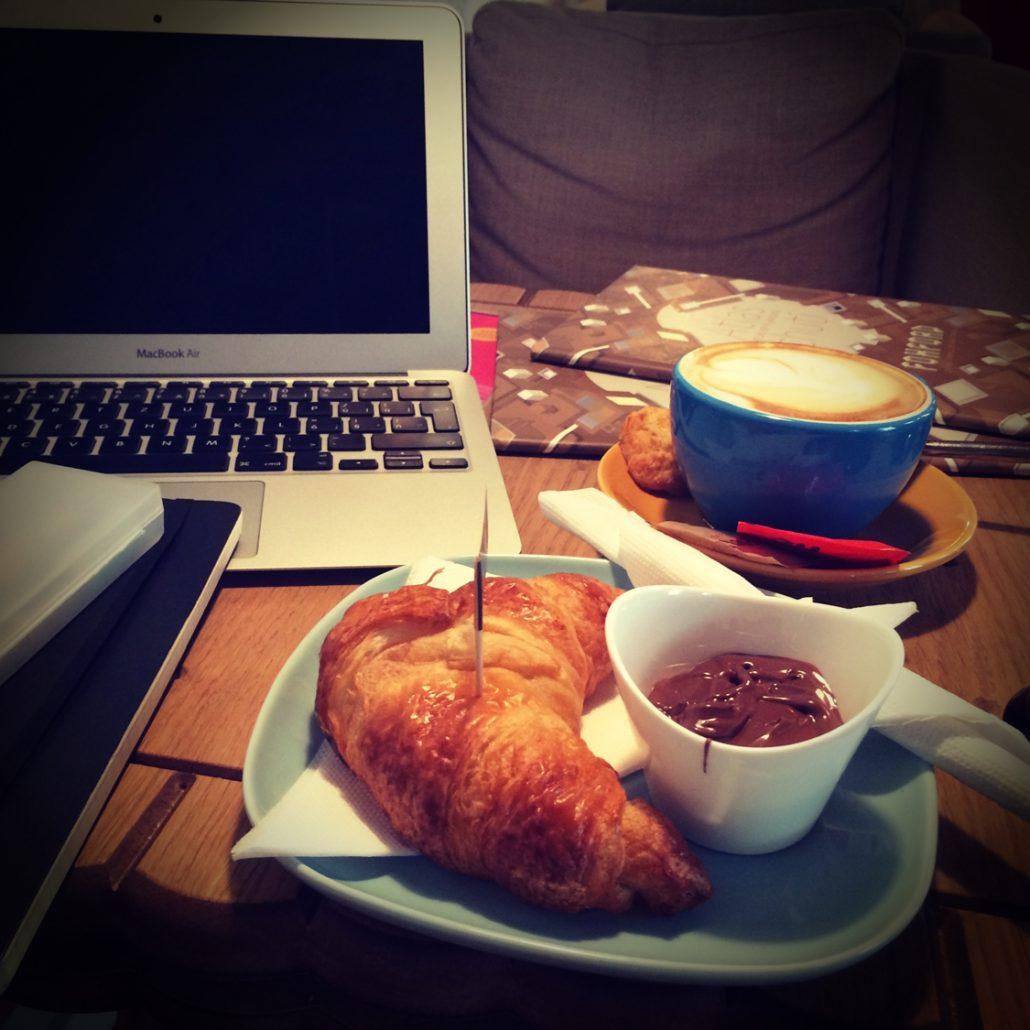 Peťove bežné raňajky pred zmenou