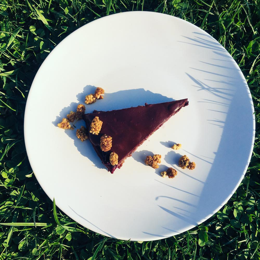 Quinoa torta