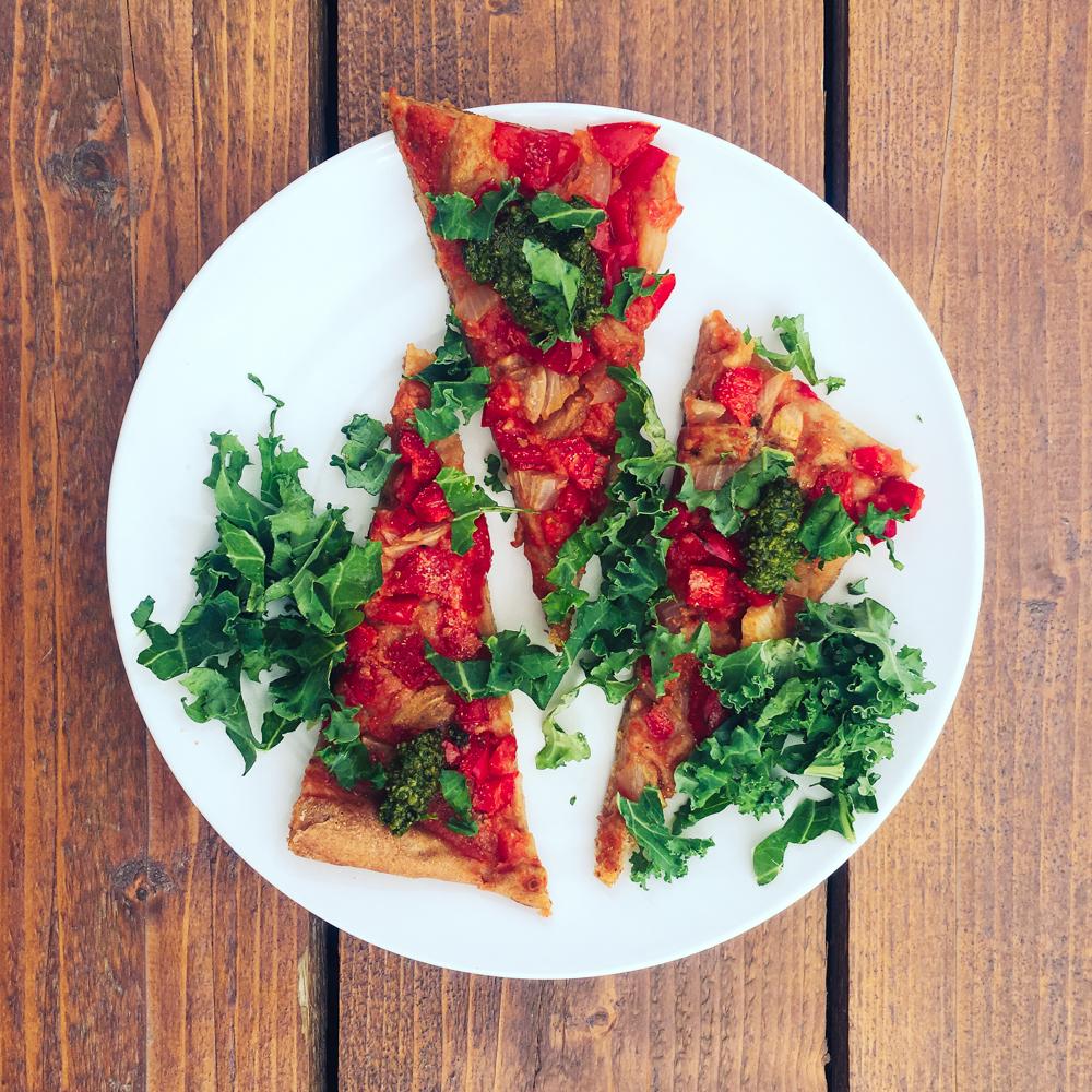 Rýchla pizza
