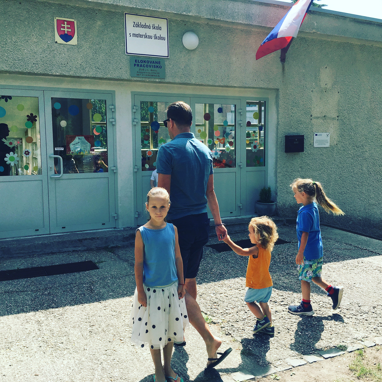 Prvý rok na domácom vzdelávaní