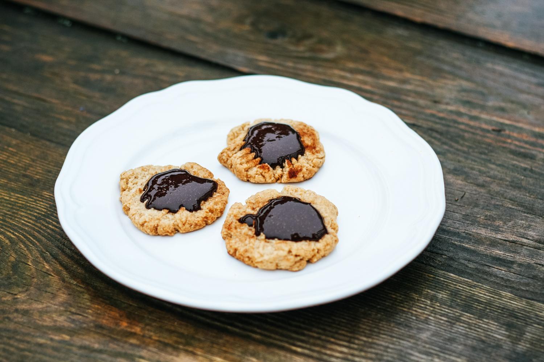 Škoricové cookies