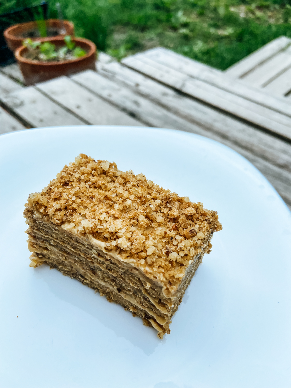 Domáca marlenka originál | recept bez masla, vegánska