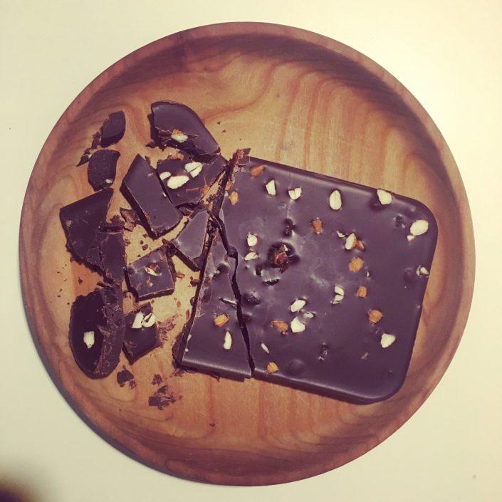 Doma vyrobená čokoláda