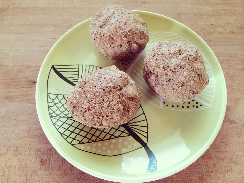 Nepečený cesnakový chlieb