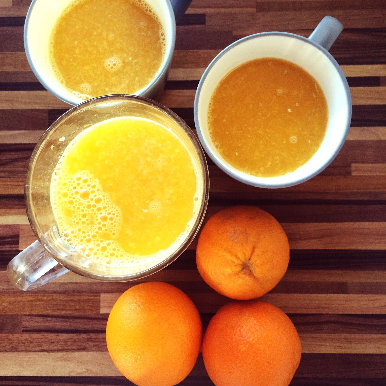 Pomarančová šťava